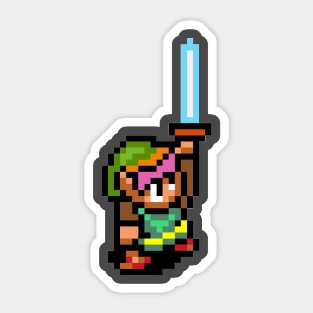 Zelda Link 16bit