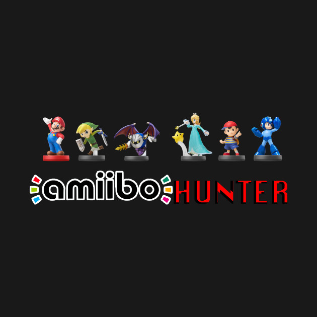 Amiibo Hunter