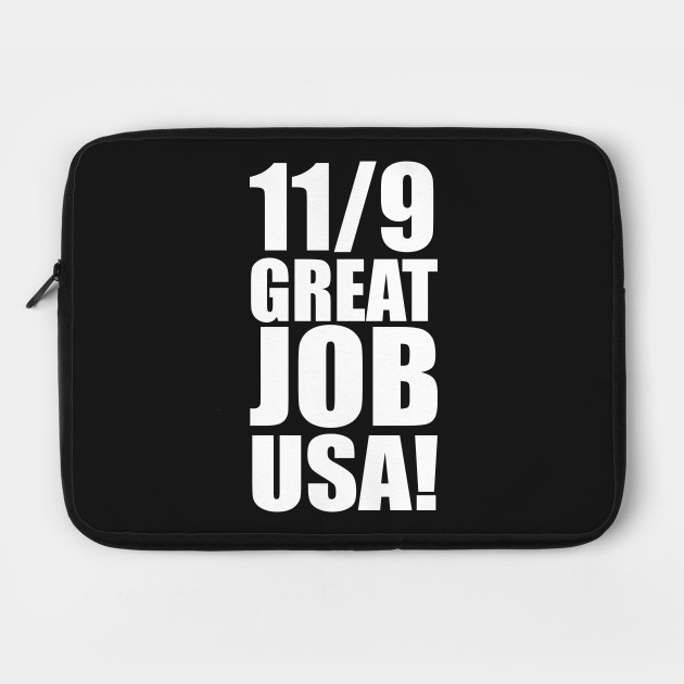 11/9 GREAT JOB USA!