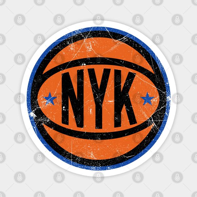 NYK Retro Ball - Black