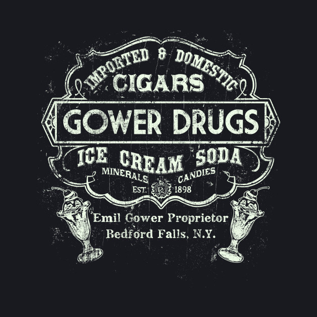 Gower Drugs - Bedford Falls
