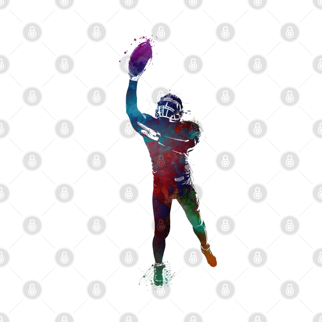 American football player #football #sport
