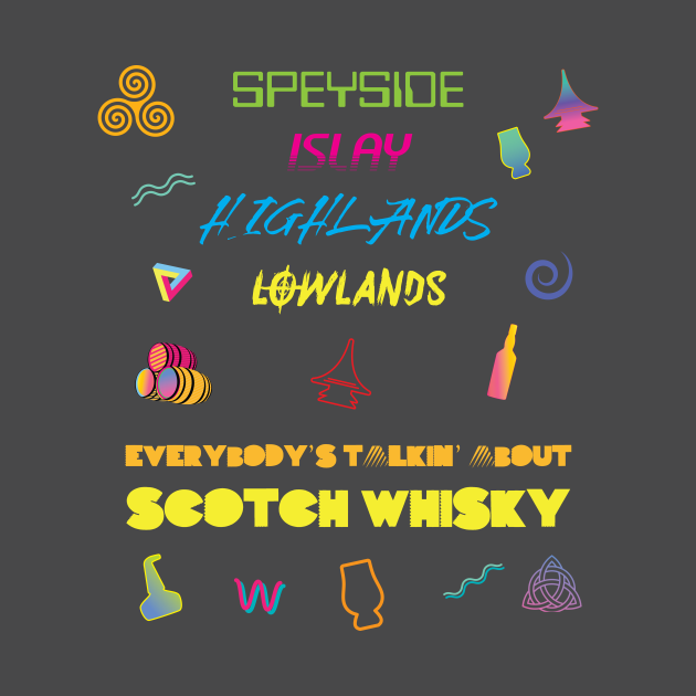 Everybody's Talkin about Scotch Whisky