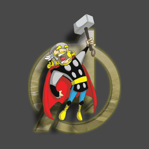 Whosoever Holds This Hammer