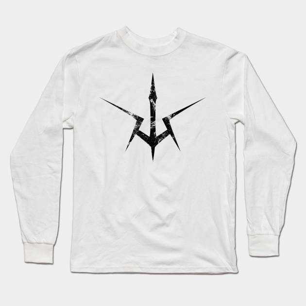 Black Knights Code Geass Long Sleeve T Shirt Teepublic