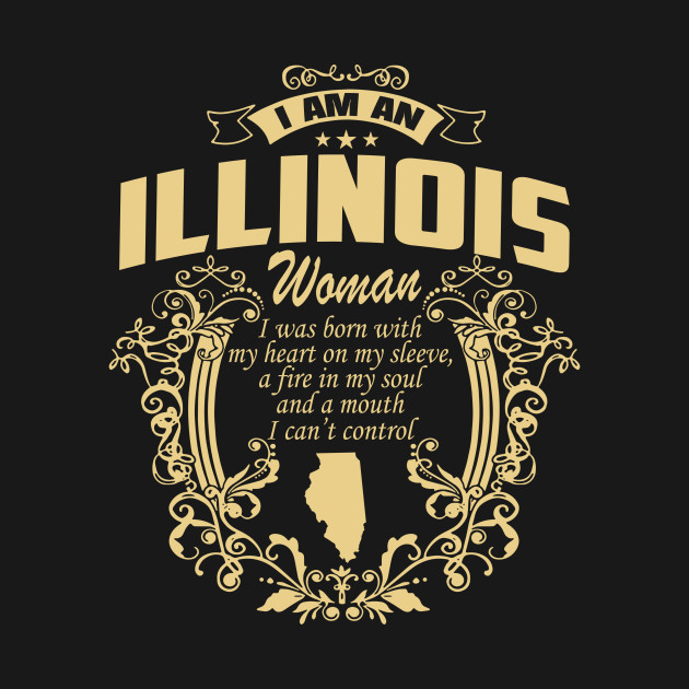 I AM AN ILLINOIS WOMAN