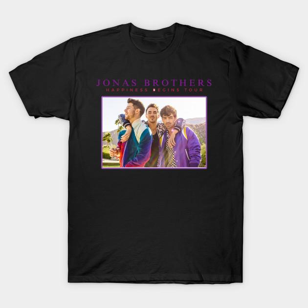 1fcfdce49 JONAS BROTHERS TOUR 2019 - Jonas Brothers Tour 2019 - T-Shirt ...