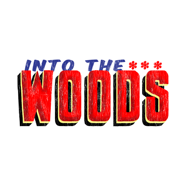 """INTO THE WOODS (a la """"In The Heights"""")"""