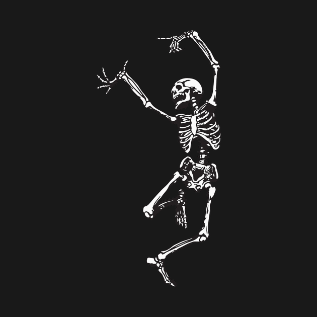 Dance With Death Classic Halloween Costumes Skull