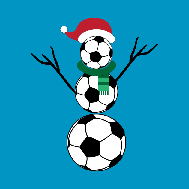 Image result for soccer snowman