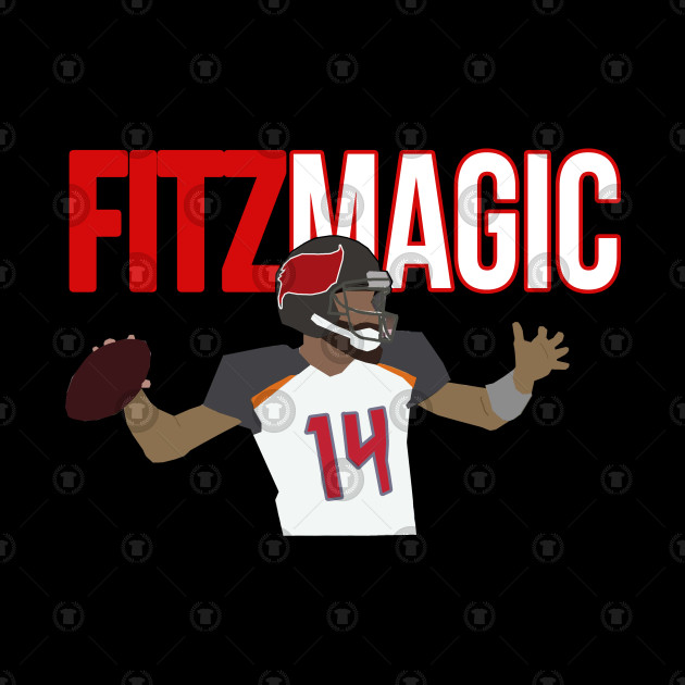 best cheap bdea1 9f986 Ryan Fitzpatrick - FitzMagic