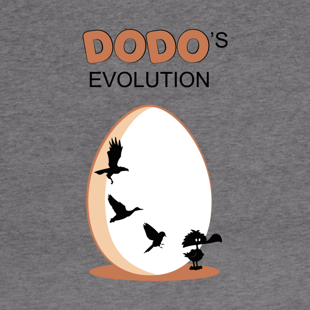 Dodo's Evolution