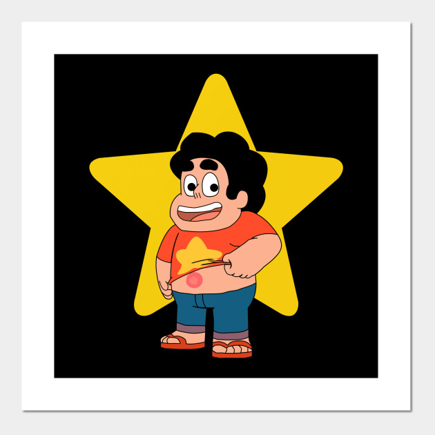 Steven Universe™ Steven and yellow star