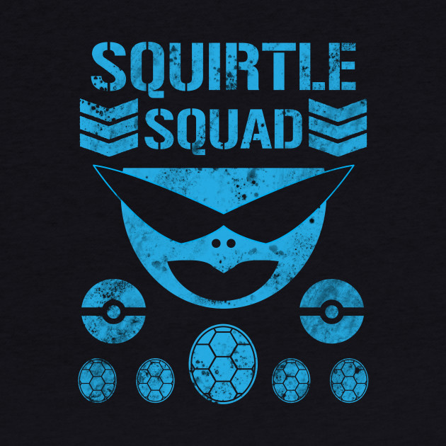 Squirtle Squad Club