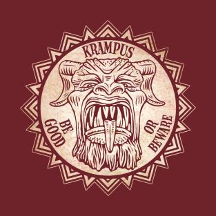 Merry Krampus T-Shirts   TeePublic