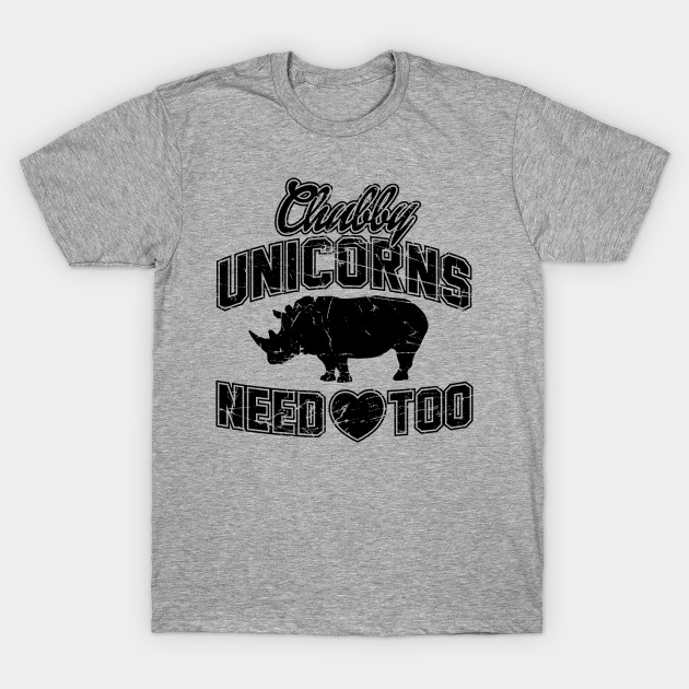 Chubby Unicorns (Black)