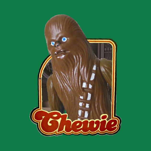Vintage Chewie