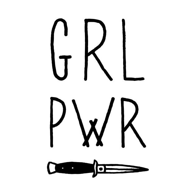 GRL PWR!