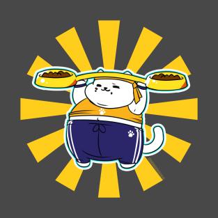 Buff Fluff! t-shirts