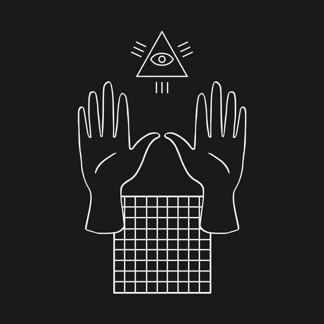 Occult Illuminati Vaporwave