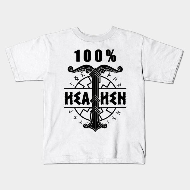 8e31f825 100% Heathen Viking Shirts