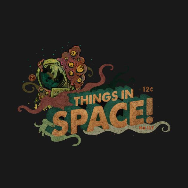 Things In Space Logo
