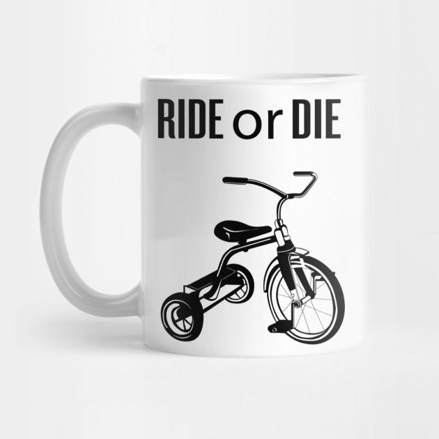 Ride or Die by derpingtonk
