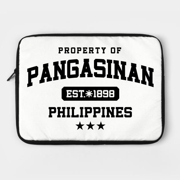 Pangasinan - Property of the Philippines Shirt