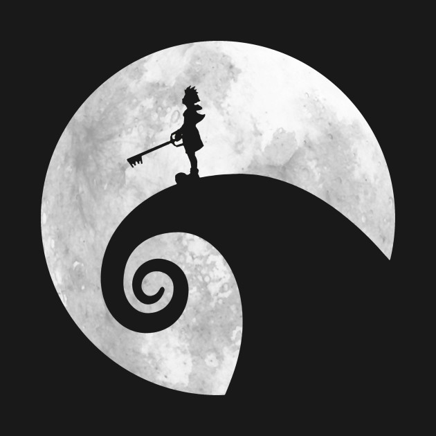 Kingdom Hearts x Nightmare Before Christmas - Kingdom Hearts - T ...