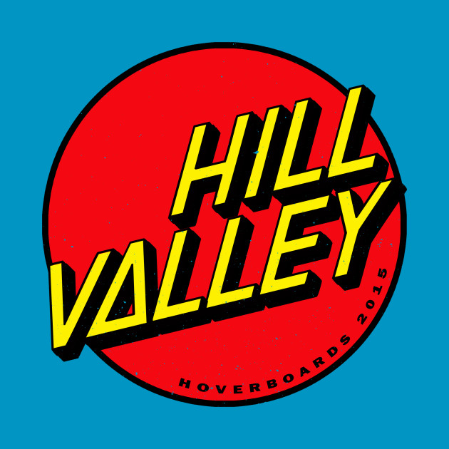 Hill Valley Hoverboards 2015