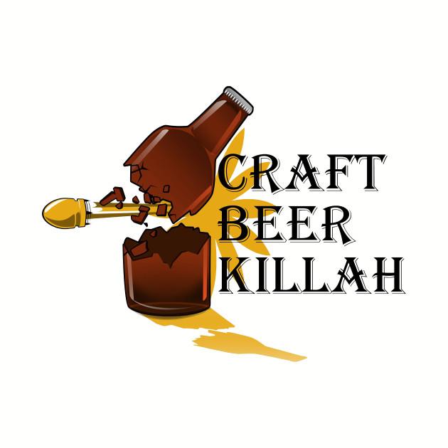 Craft Beer Killah T-Shirt