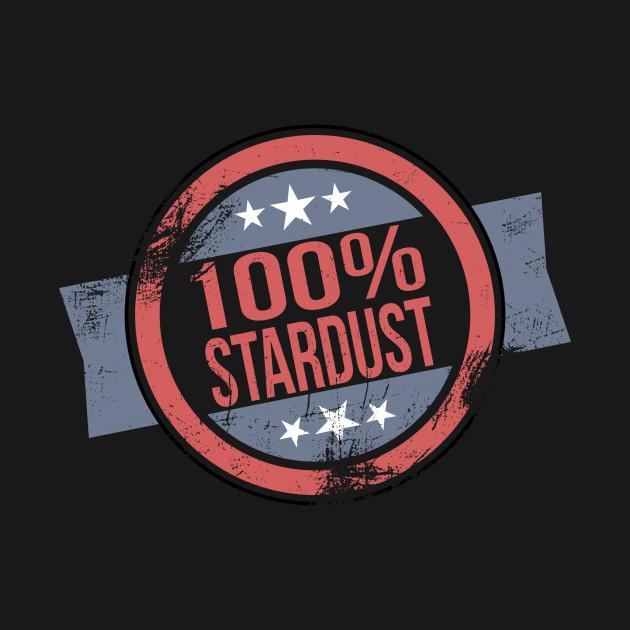 Vintage 100% Stardust