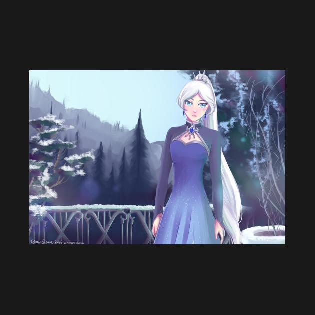 Weiss Schnee in the Winter - RWBY