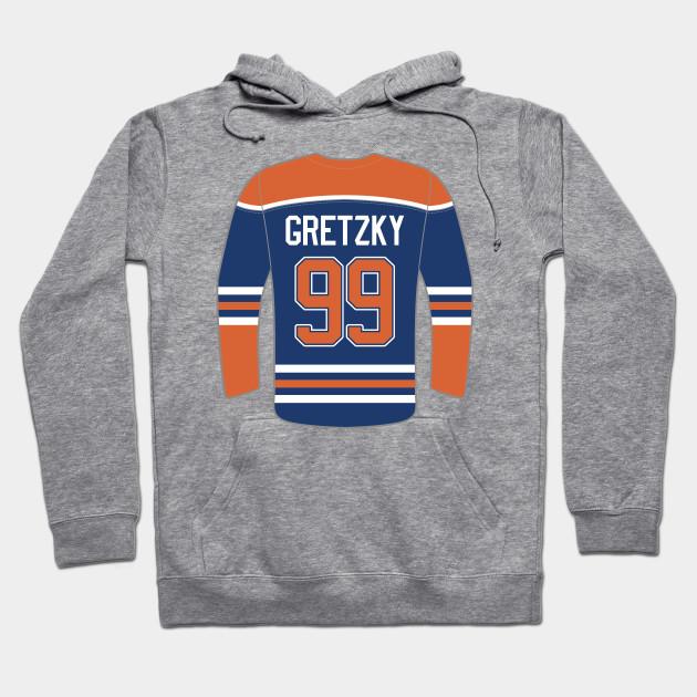 best loved 87dd8 c9d70 Edmonton Oilers - Wayne Gretzky