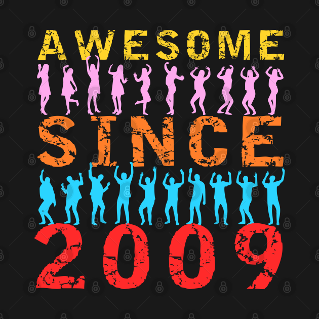 awesome since 2009