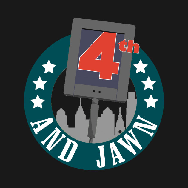 4th and JAWN Tee