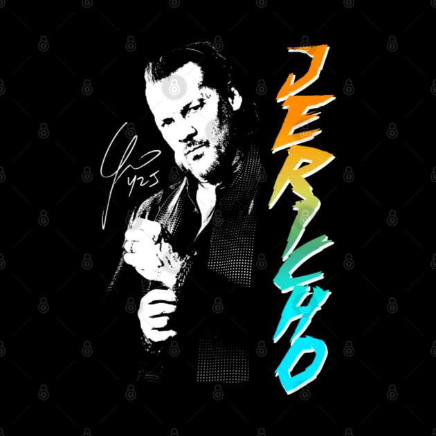 Vintage Chris Jericho Legends Live Forever