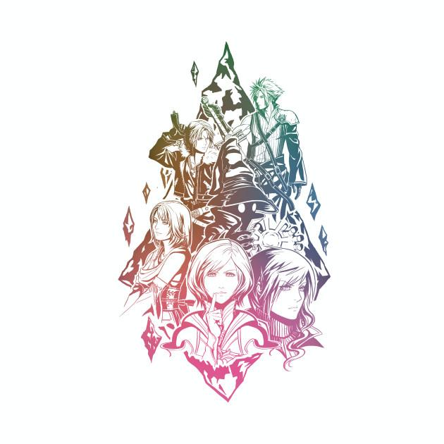 Hail Final Fantasy