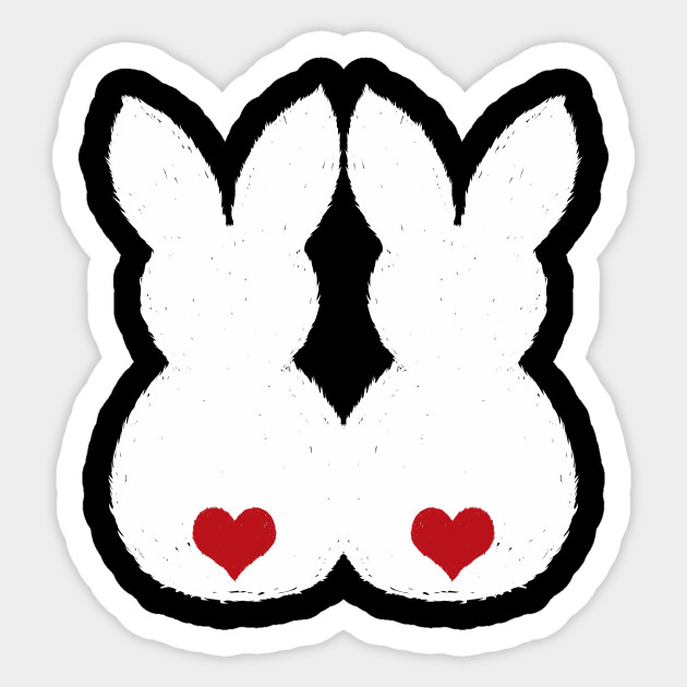 fd968910f6559 Easter Bunny Love Couple Shirts and Gifts