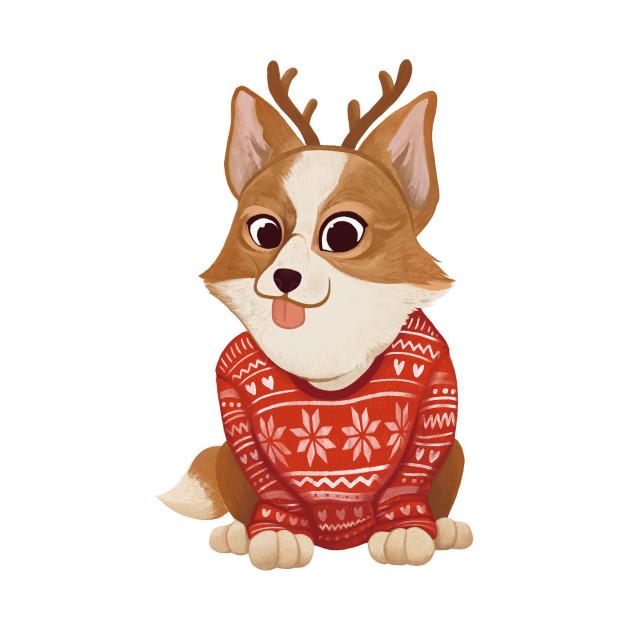 2140064 1 - Corgi Christmas