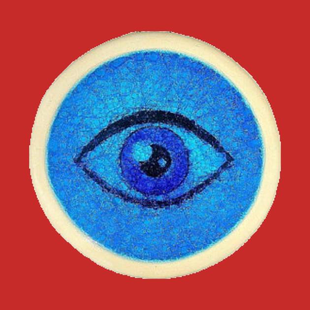 Greek Blue Evil Eye Charm Greek Blue Eye Phone Case Teepublic