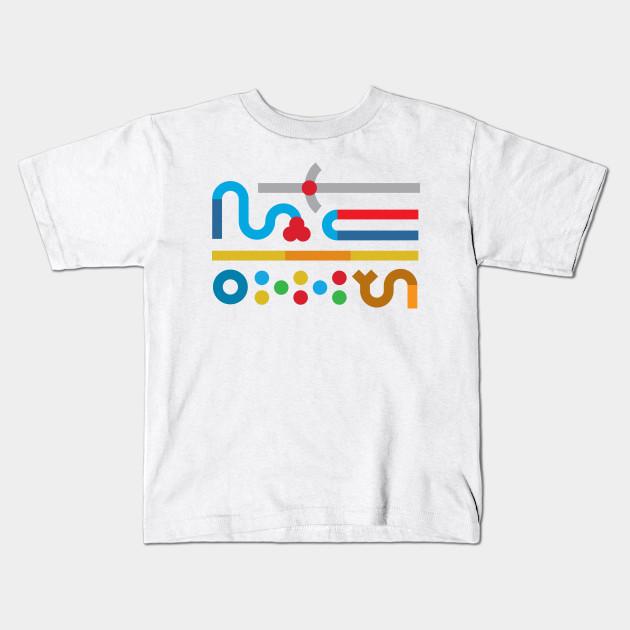 170fd36cf03 Minimal Thundercats - Minimalist - Kids T-Shirt