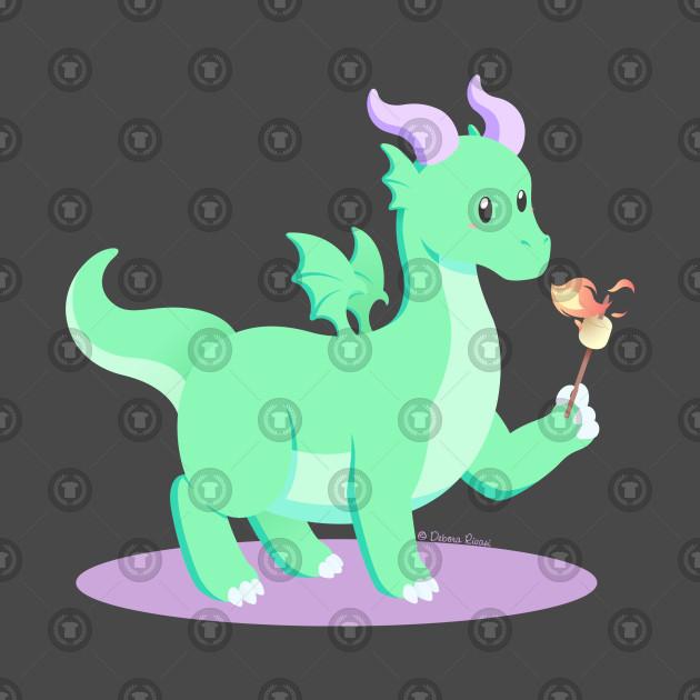 Image of: Silverydreams Kawaii Fantasy Animals European Dragon Kawaii Fantasy Animals European Dragon Teepublic Kawaii Fantasy Animals European Dragon Kawaii Tshirt Teepublic