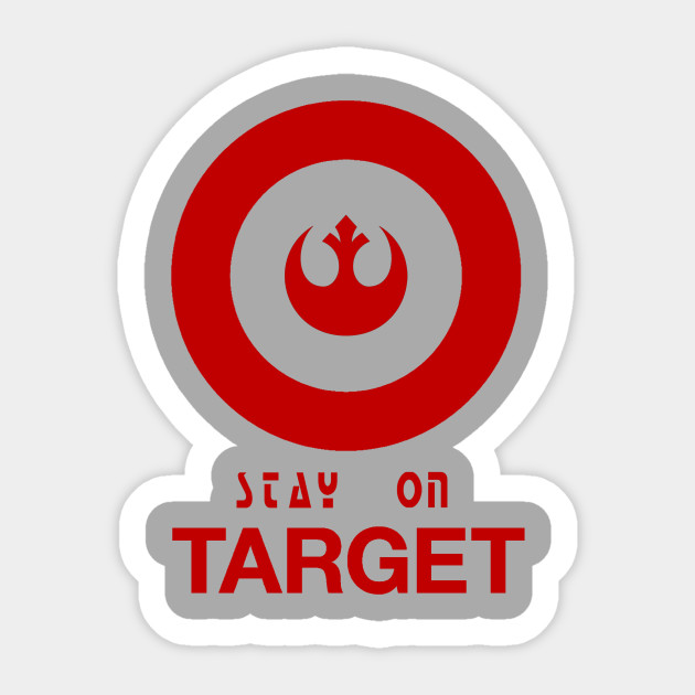 Stay On Target No Background