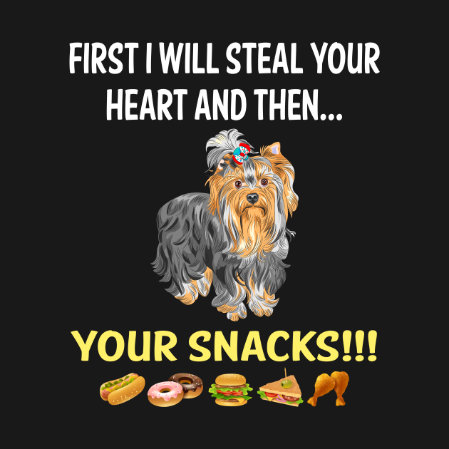 Steal Heart Yorkshire Terrier 50