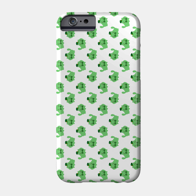 St. Patrick's Day Cat Pattern Phone Case