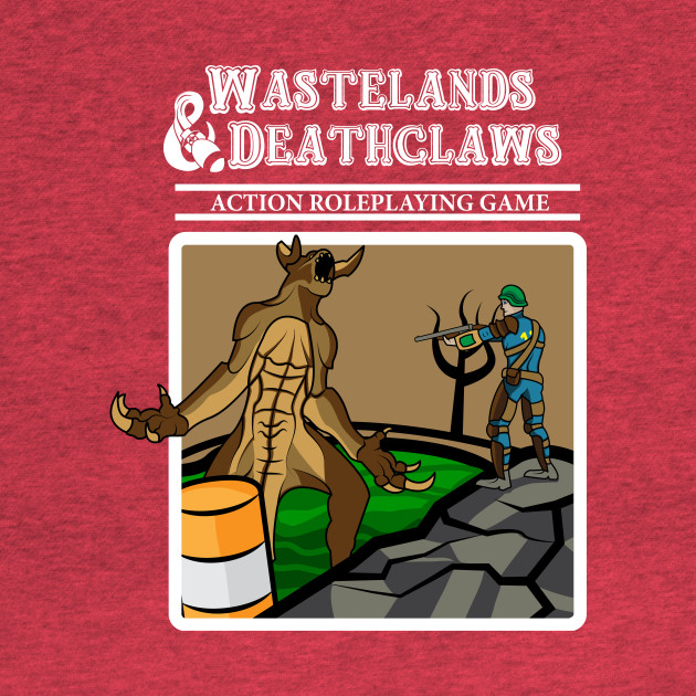 Wastelands and Deathclaws