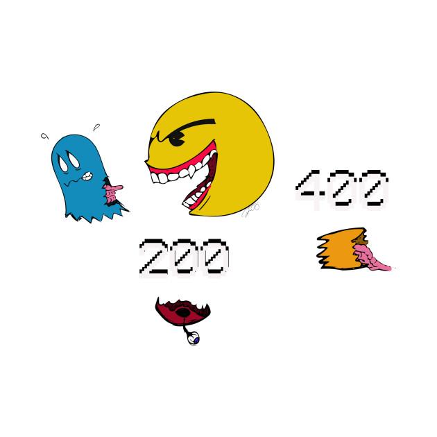 Pacman (Power Pellet Fun)