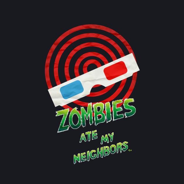 """The Zombies Ate MY Neighbors!"""