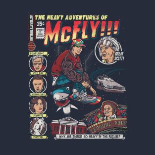 Heavy Adventures t-shirts